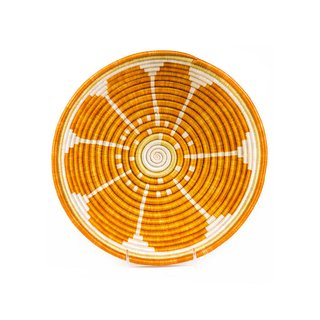 All Across Africa Large Orange Slice Basket
