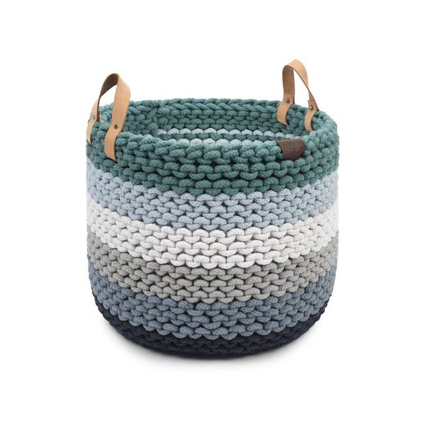 UGG Rainbow Rope Basket