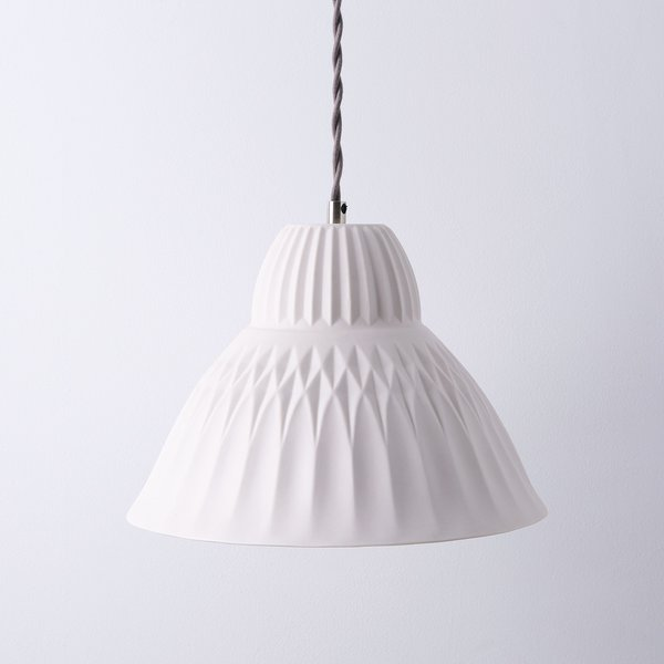 Revisions Designs Sofia Porcelain Pendant Light