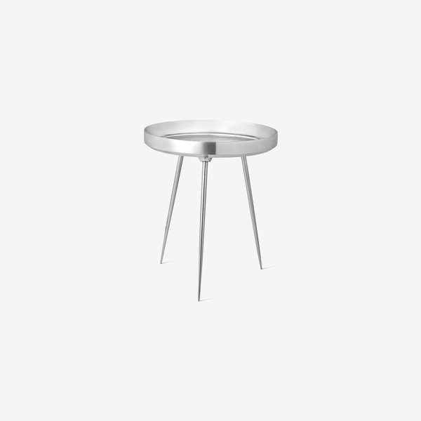 Mater Alu Bowl Table