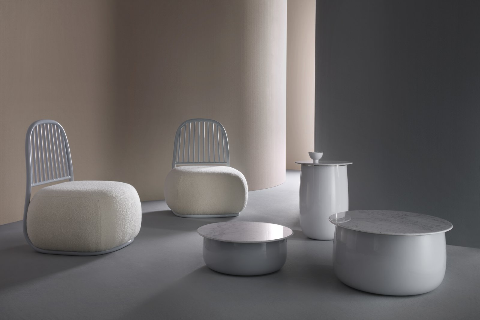 Following up on three acclaimed collections by Damien Langlois-Meurinne, Jaime Hayon, and Nika Zupanc, European furniture brand Sé celebrated its tenth anniversary with Collection IV by Swiss-based designer Ini Archibong.