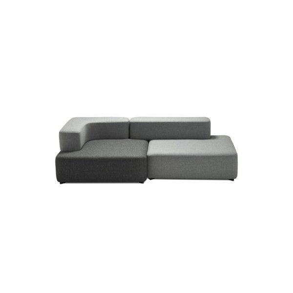 Fritz Hansen Alphabet 2 Seat Sofa