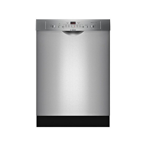 "Bosch Ascenta 24"" Front Control Tall Tub Built-In Dishwasher"