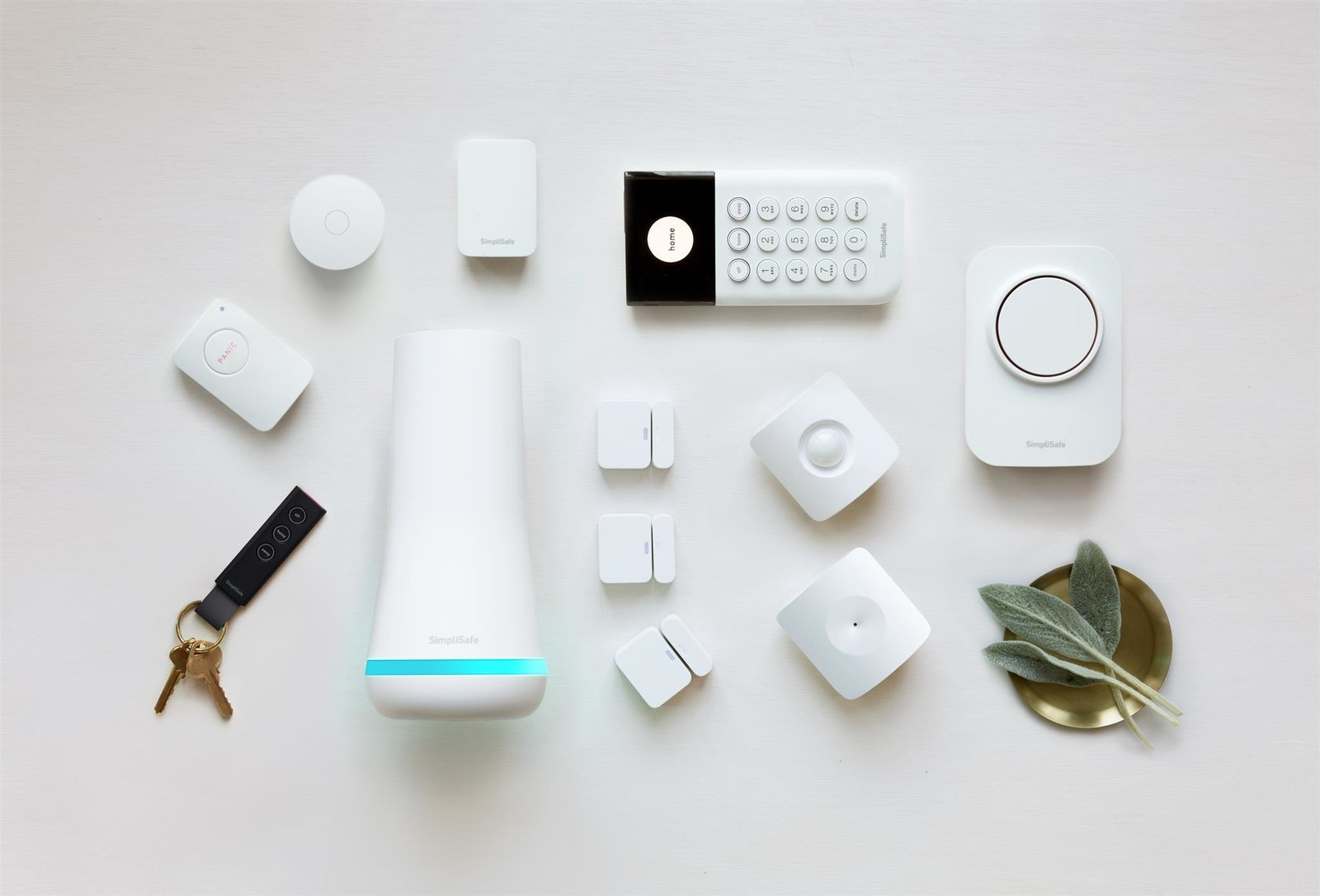 Practically Invisible Home Security For The Design Obsessed