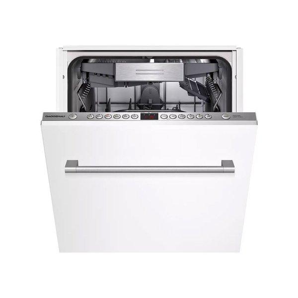 "Gaggenau 200 Series 18"" Fully Integrated Dishwasher"