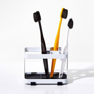 Binchotan Charcoal White Toothbrush