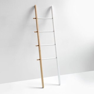 Hub White Ladder