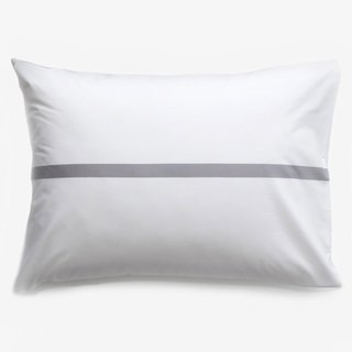 Tatami Gray Pillowcase Set Standard