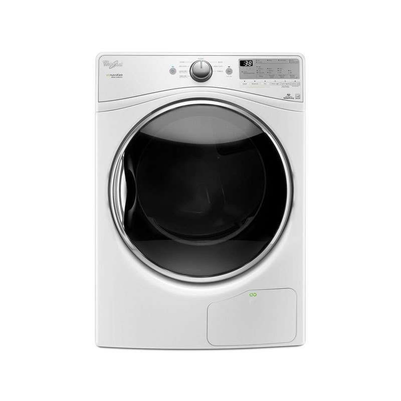 Whirlpool Hybridcare Clothes Dryer With Hybrid Heat Pump Technology