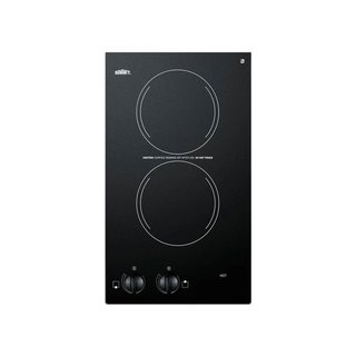 """Summit 12"""" Smoothtop Electric Cooktop"""