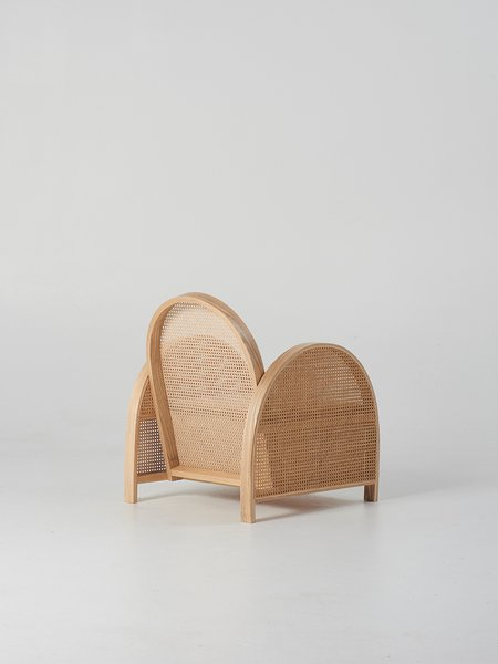 Douglas and Bec Arch Chair