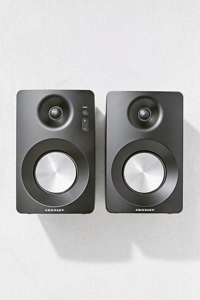 Crosley S100 Stereo Powered Speaker Set