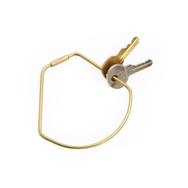 Karl Zahn Contour Key Ring - Bell