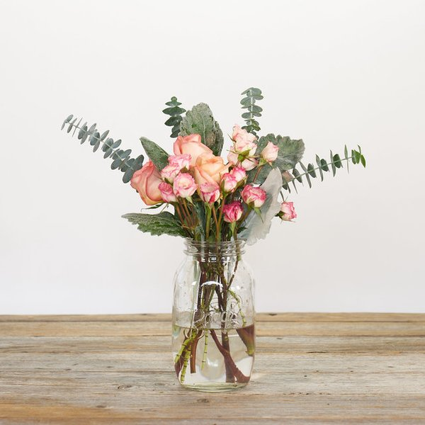The Bouqs Company Head Over Heels Bouquet