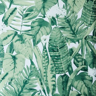 Tempaper Self-Adhesive Wallpaper, Tropical Jungle