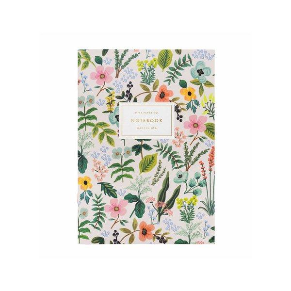 Rifle Paper Co. × Hedley & Bennett Herb Garden Slim Notebook