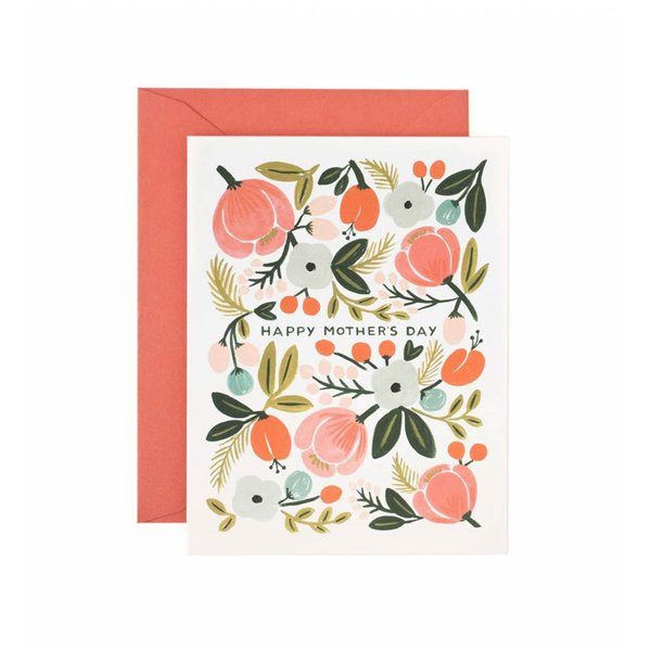 Rifle Paper Co. Blooming Mother's Day Greeting Card