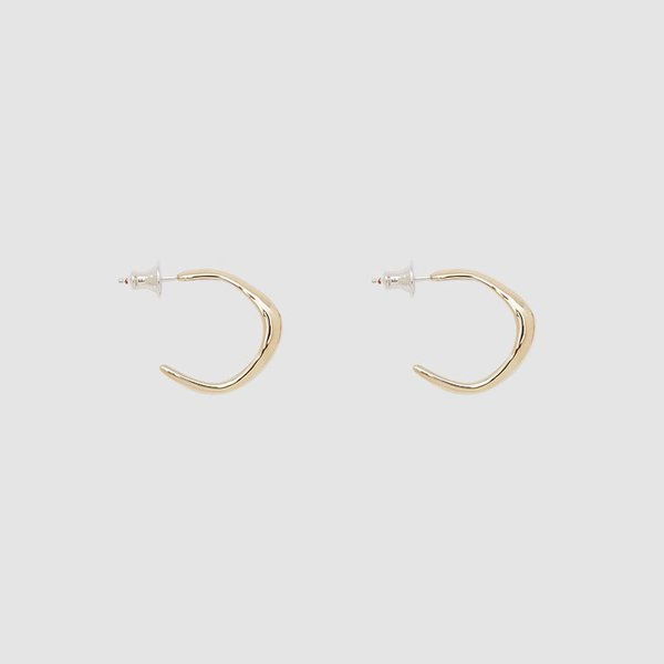 FARIS Small Vero Earrings in Bronze
