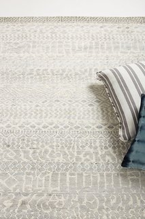 Anthropologie Hand-Knotted Yara Rug