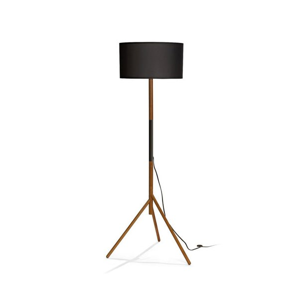 Article Stilt Black Floor Lamp