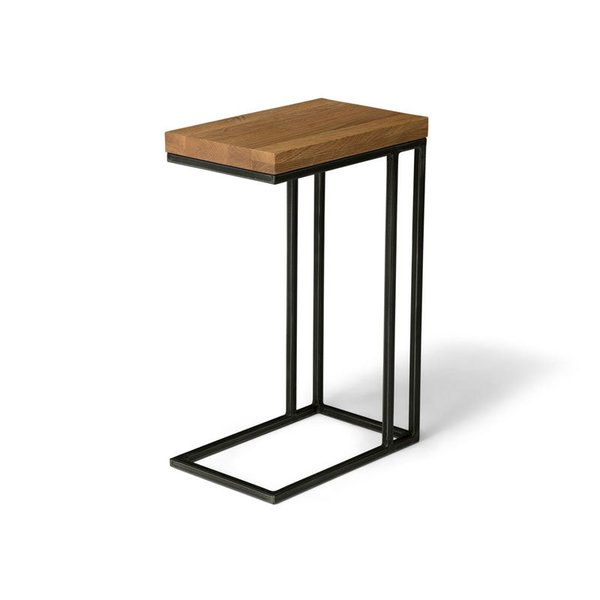 Article Taiga Oak Side Table