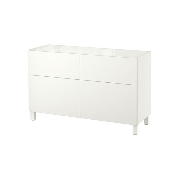 IKEA BESTÅ Storage Combination With Doors/Drawers