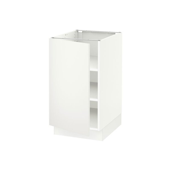 IKEA SEKTION Base Cabinet With Shelves