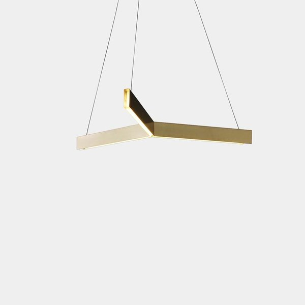 Resident Tri Pendant Light