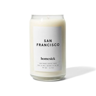 Homesick San Francisco Scented Candle