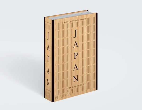Japan: The Cookbook