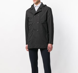 Norwegian Rain Cabin Double Breasted Coat