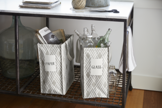 Recycling Bags, $29