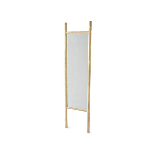 Serena & Lily Teak Ladder Mirror