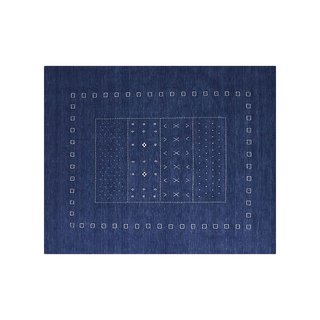 CB2 Game Time Handloomed Rug