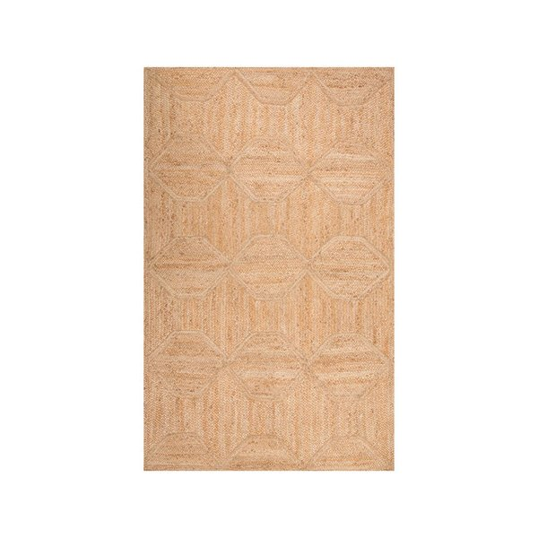 Kate Spade New York Nolita Sisal Bow Rug, Natural