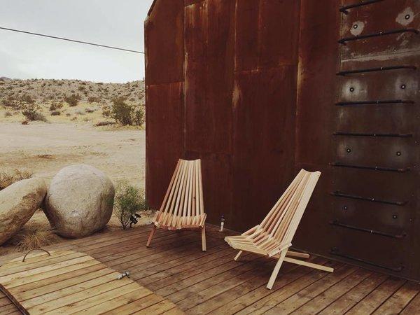 Alder + Ash Chair