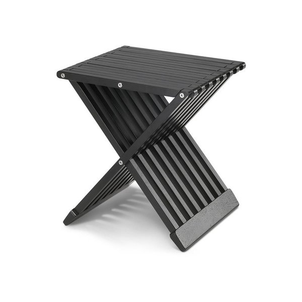 Skagerak Fionia Folding Stool/Table - Black Stained Oak