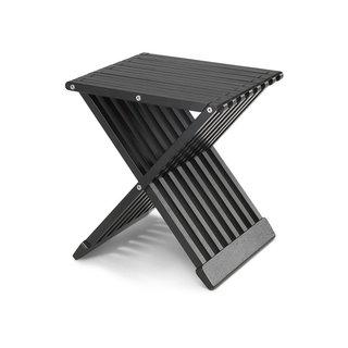 Skagerak Fionia Folding Stool/Table - Black Stained Oak
