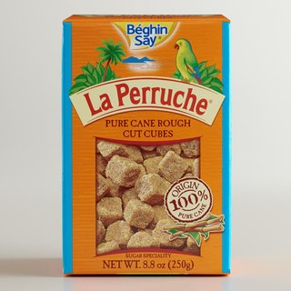 La Perruche Brown Sugar Cubes