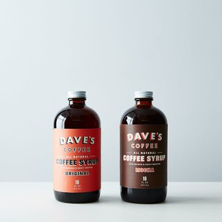 Dave's Coffee Coffee Syrup (2 Bottles)