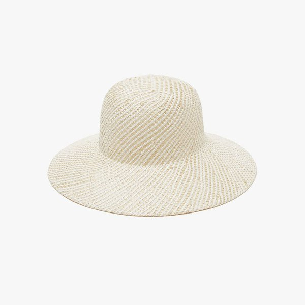Clyde Koh Hat in Straw Toyo Weave