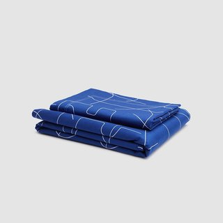Dusen Dusen Wire Duvet Set - Queen