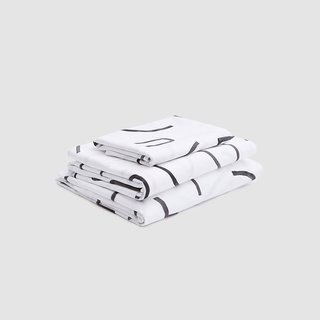 Dusen Dusen Lines Sheet Set - Full