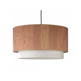 Lights Up! Woody Pendant Light