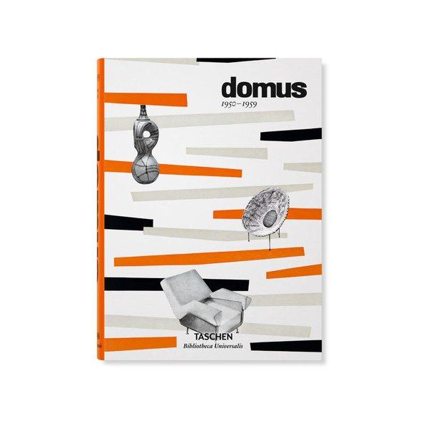 domus 1950s