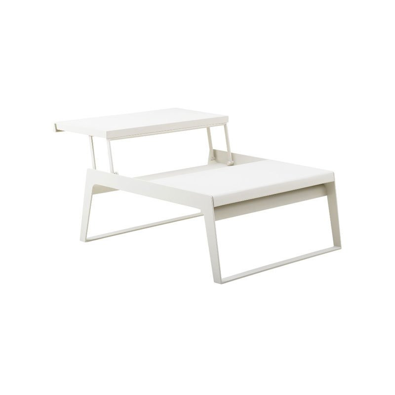 Cane-Line Chill-Out Coffee Table, Dual Height