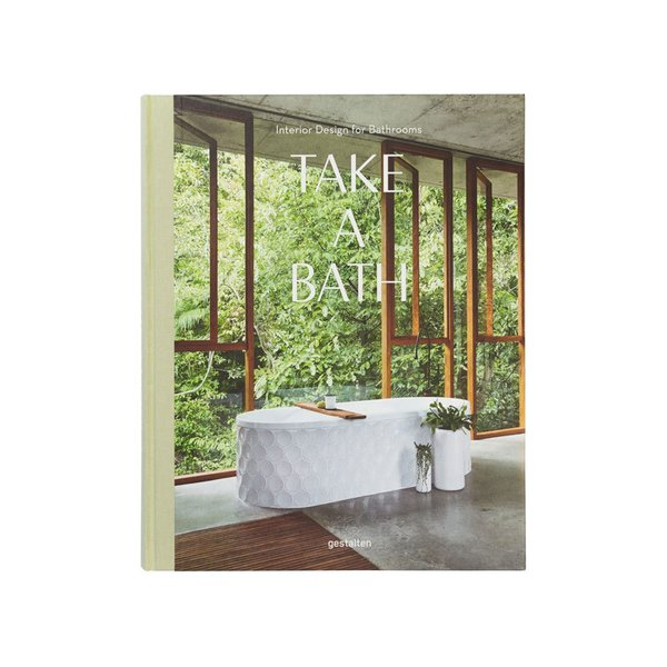Take a Bath: Interior Design for Bathrooms