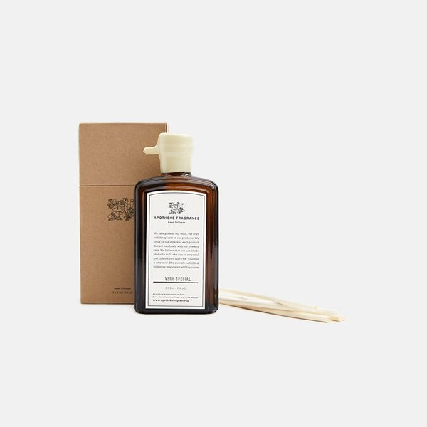 Apotheke Fragrance Very Special Reed Diffuser