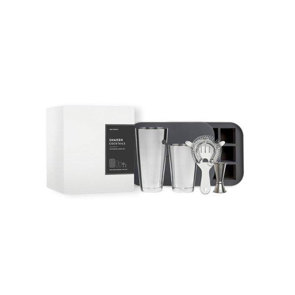 W&P Design Shaken Cocktail Set