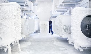Inside This Innovative Test Lab, it Snows Every Tuesday